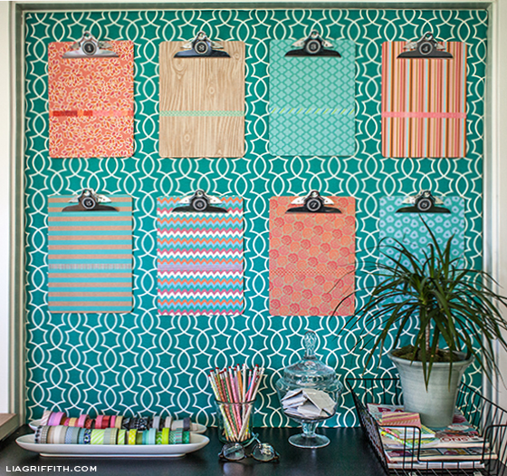home office bulletin board ideas