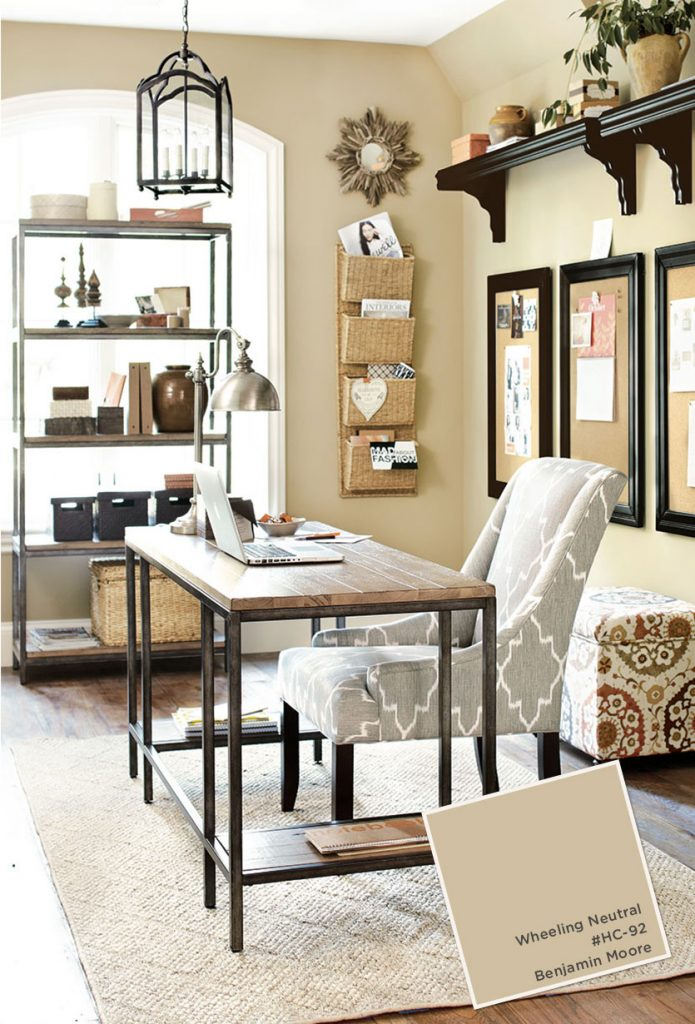 Home Office Design Decorating Ideas: 12 Beautiful Home Office Bulletin Board Ideas