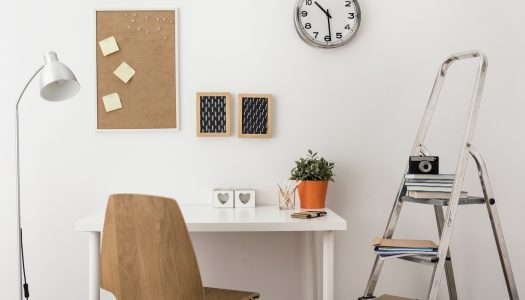 12 Beautiful Home Office Bulletin Board Ideas