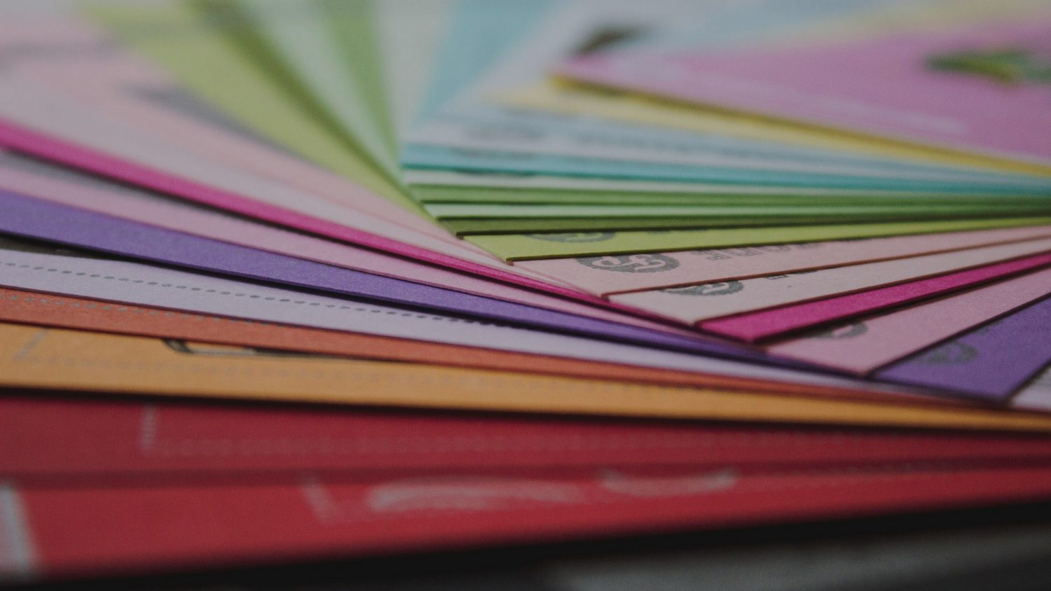 best ways to organize business cards