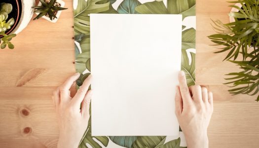 How to Protect Paper Without Laminating